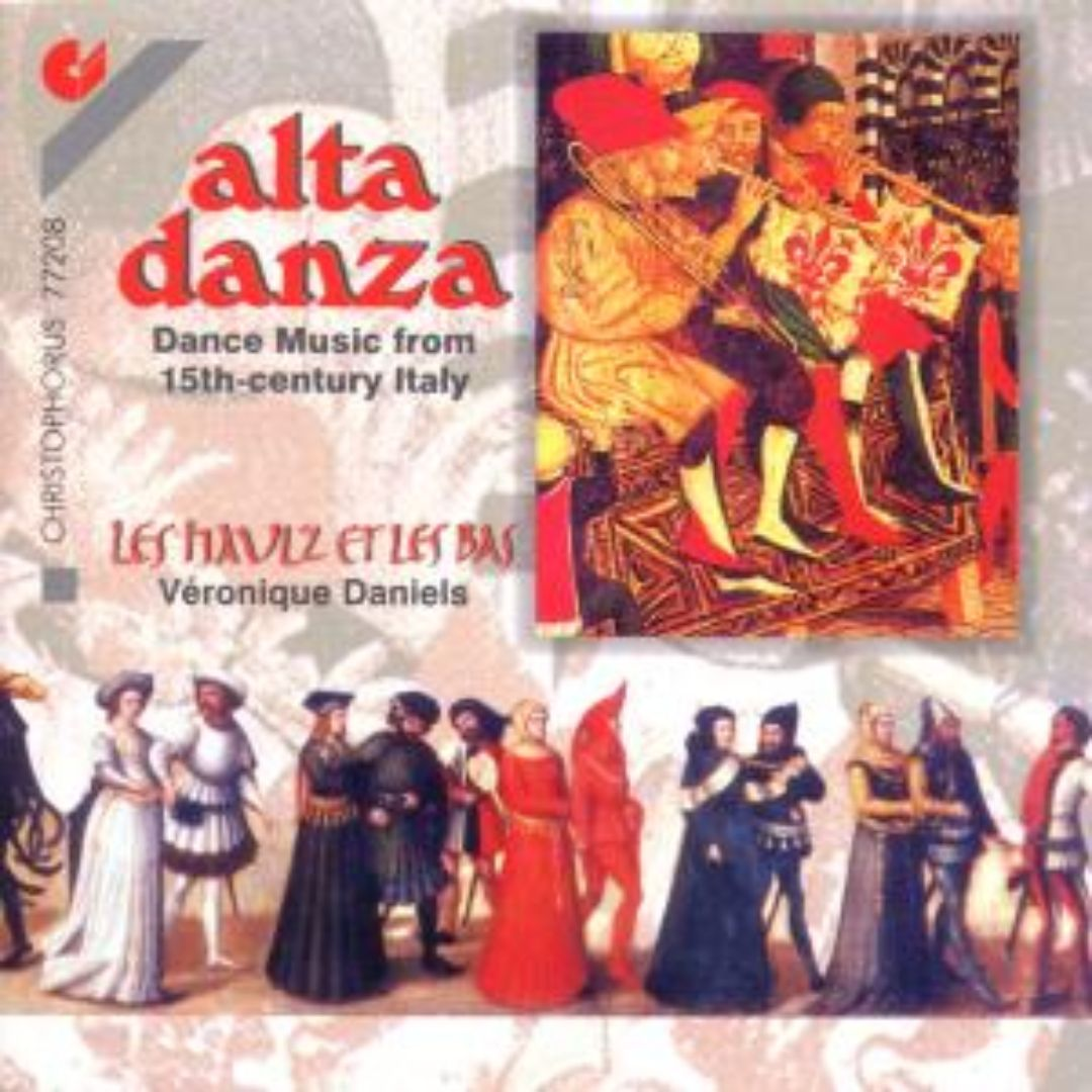 Dance Music from 15TH Century Italy