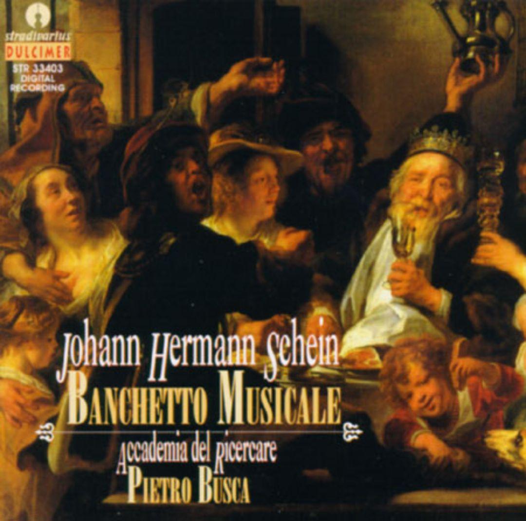 Schein:Banchetto Musicale