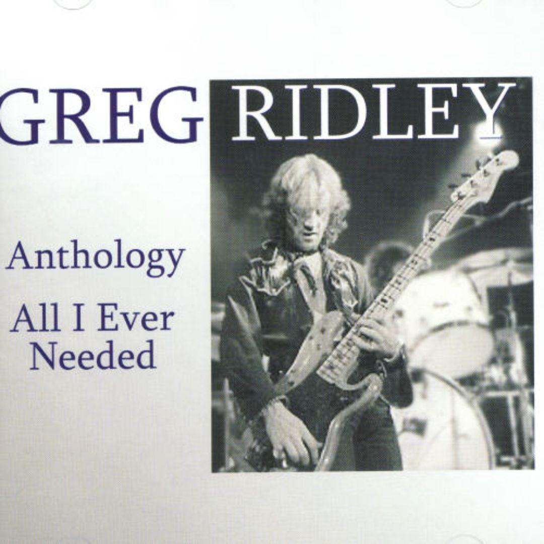 Anthology: All I Ever Needed