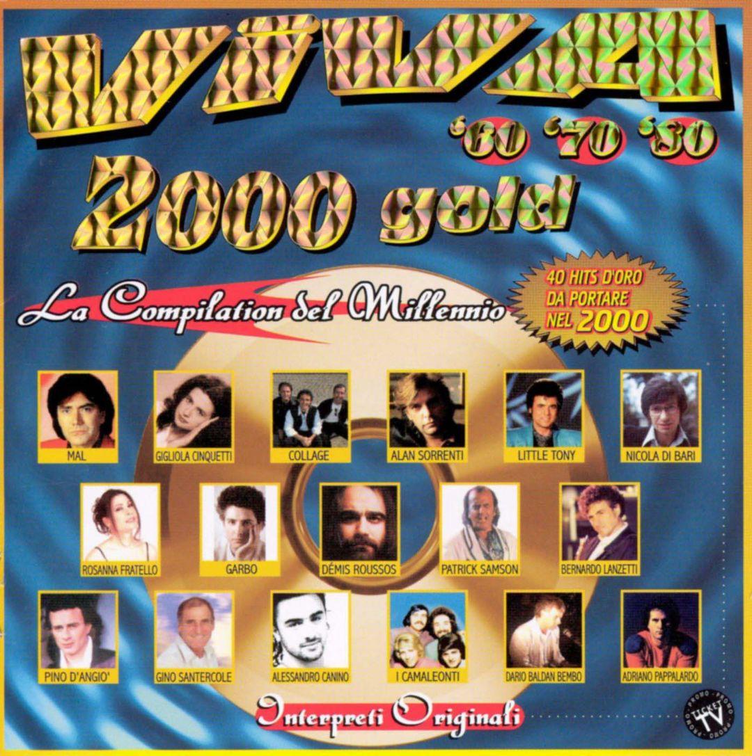 Viva '60, '70, '80, 2000 Gold