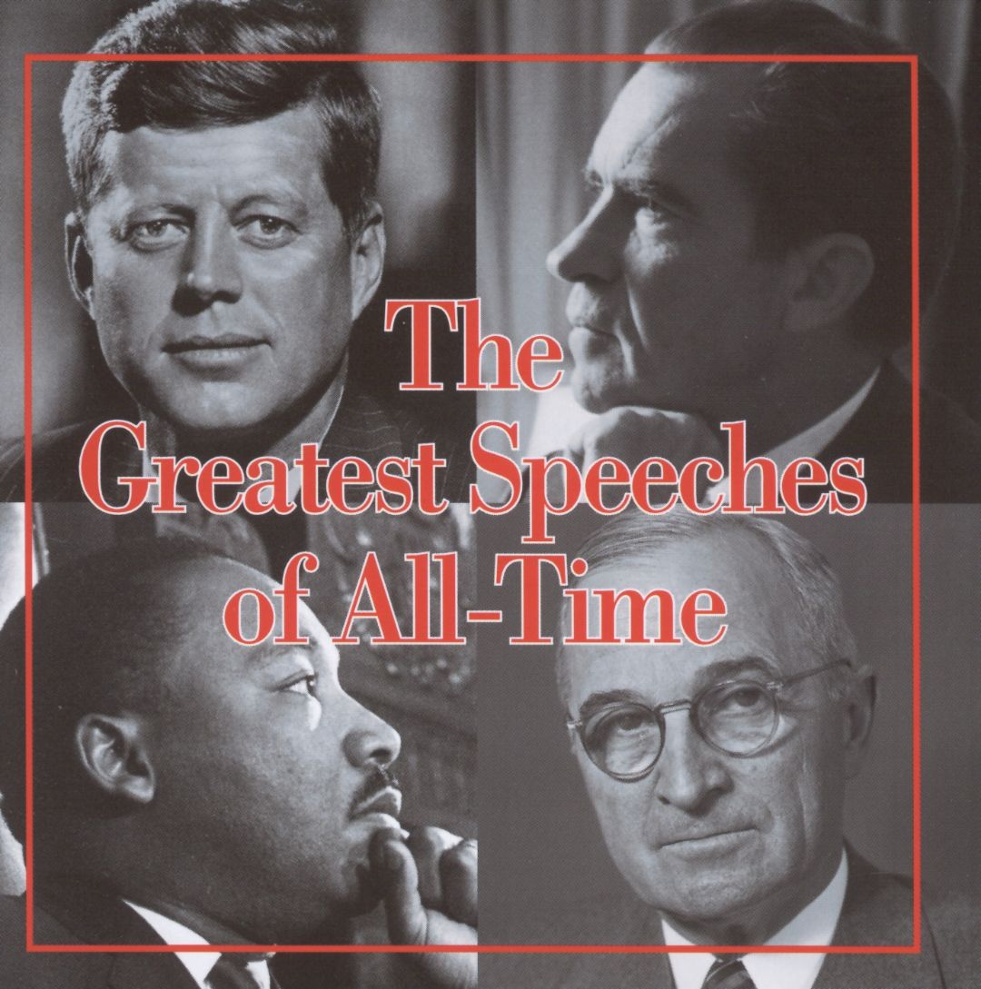 Greatest Speeches of All Time [Jerden]