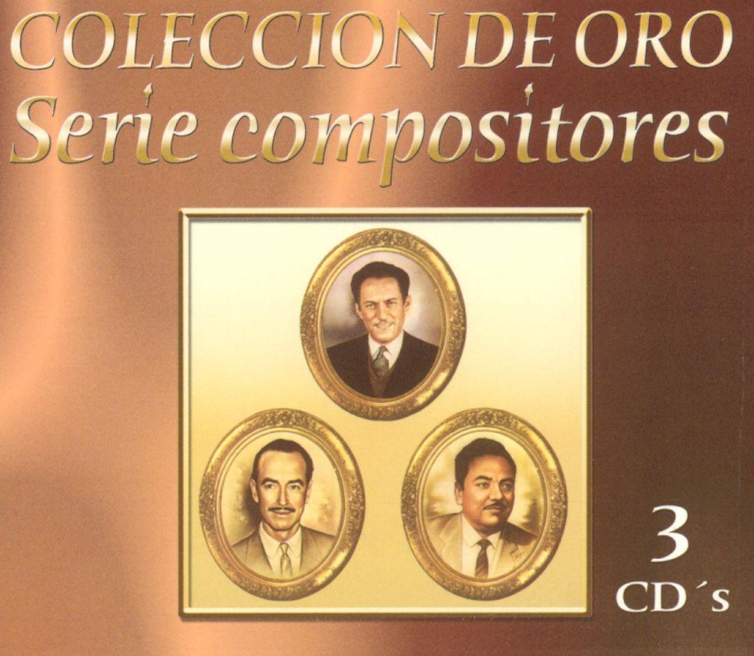 Coleccion de Oro: Serie Compositores