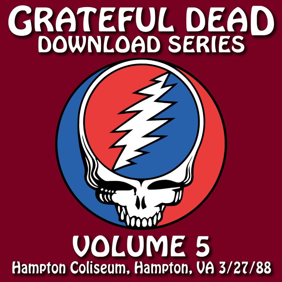 Download Series Vol. 5: Live at Hampton Coliseum, Hampton, VA