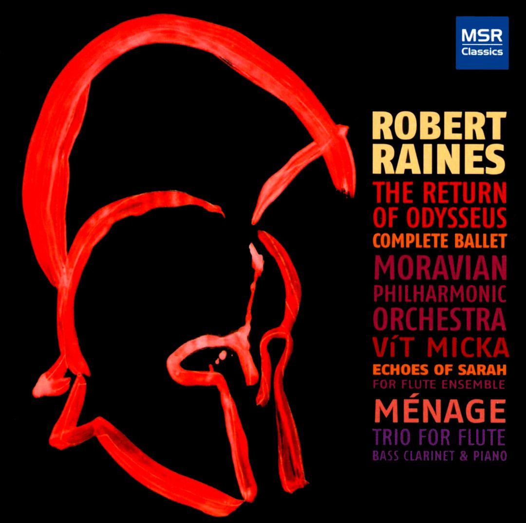 Robert Raines: The Return of Odysseus