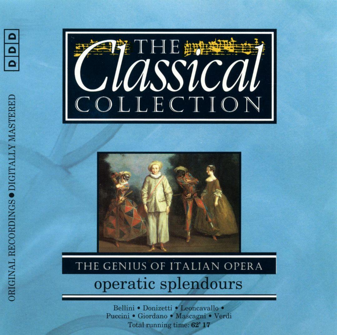 The Genius of Italian Opera
