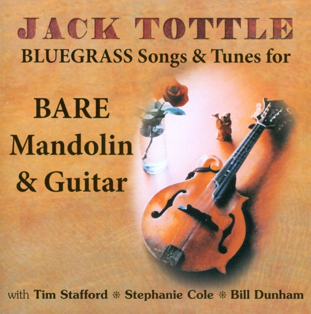 Bare Mandolin & Guitar