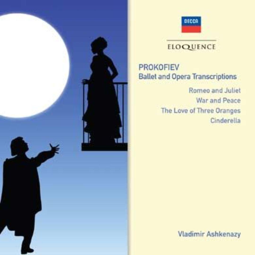 Prokofiev: Ballet and Opera Transcriptions