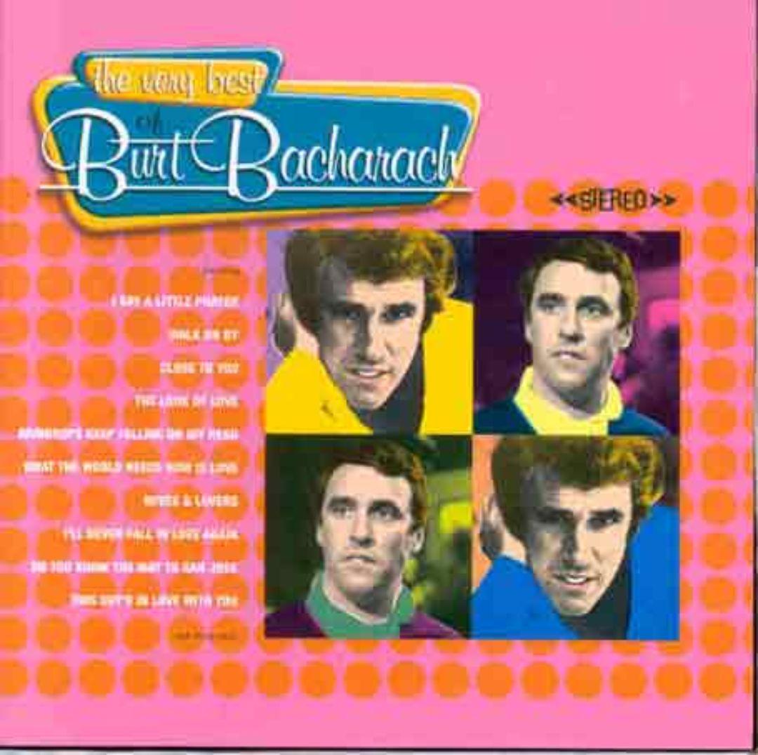 Very Best of Burt Bacharach [Global TV]