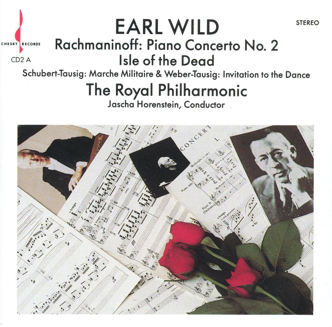 Rachmaninoff: Piano Concerto No. 2; Isle of the Dead