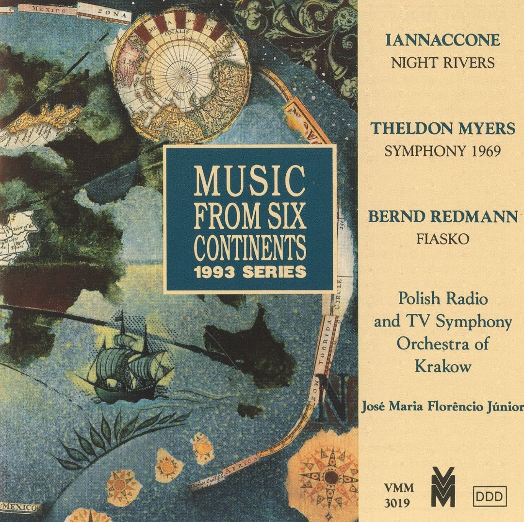 Music from Six Continents (1993 Series): Iannacone, Myers, Redmann