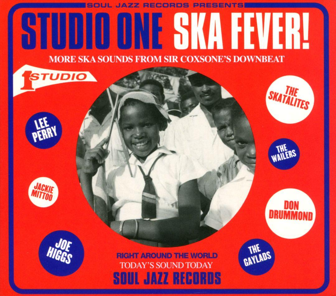 Studio One: Ska Fever!: More Ska Sounds from Sir Coxsone's Downbeat