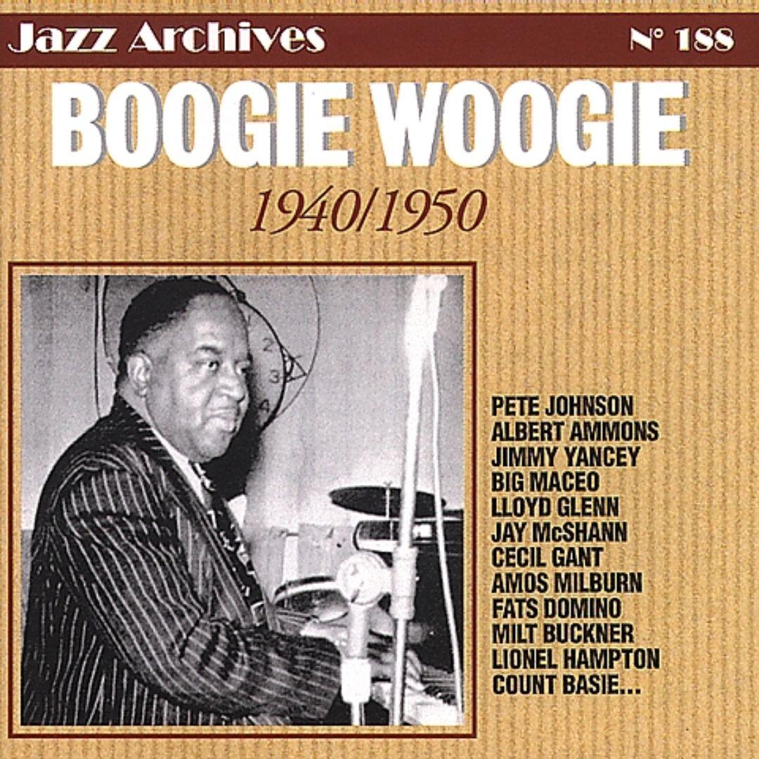 1940-1950 Boogie Woogie
