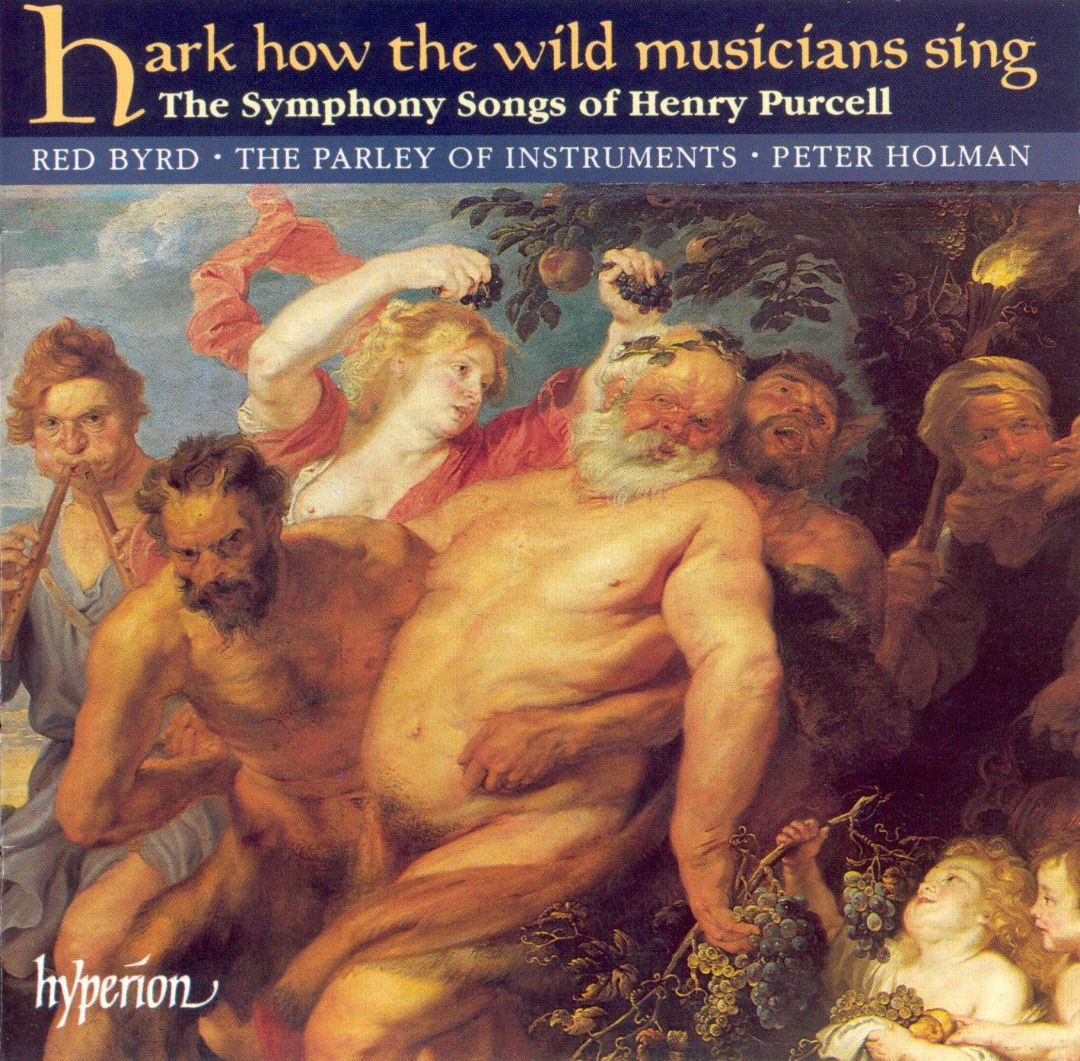Hark How the Wild Musicians Sing: The Symphony Songs of Henry Purcell