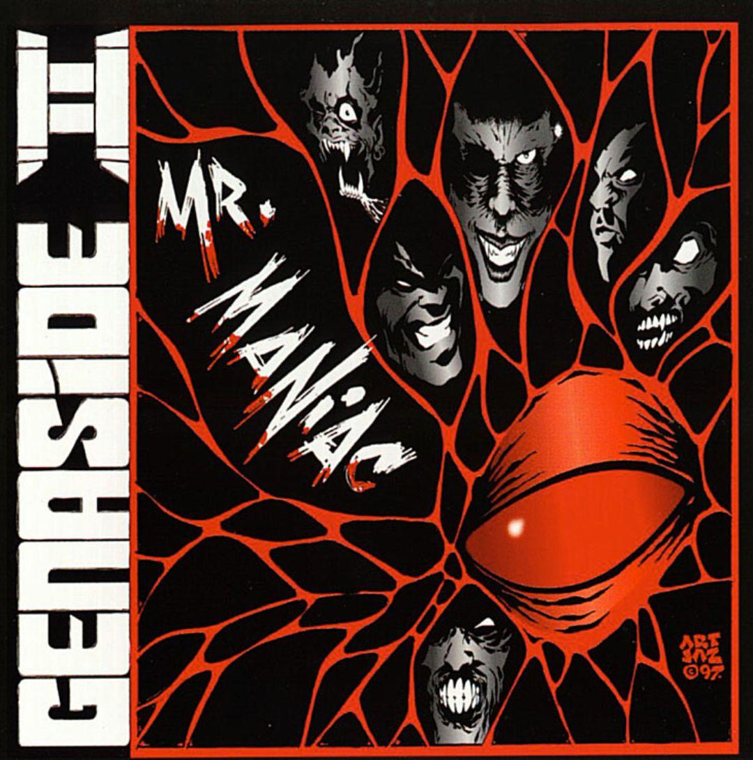 Mr. Maniac