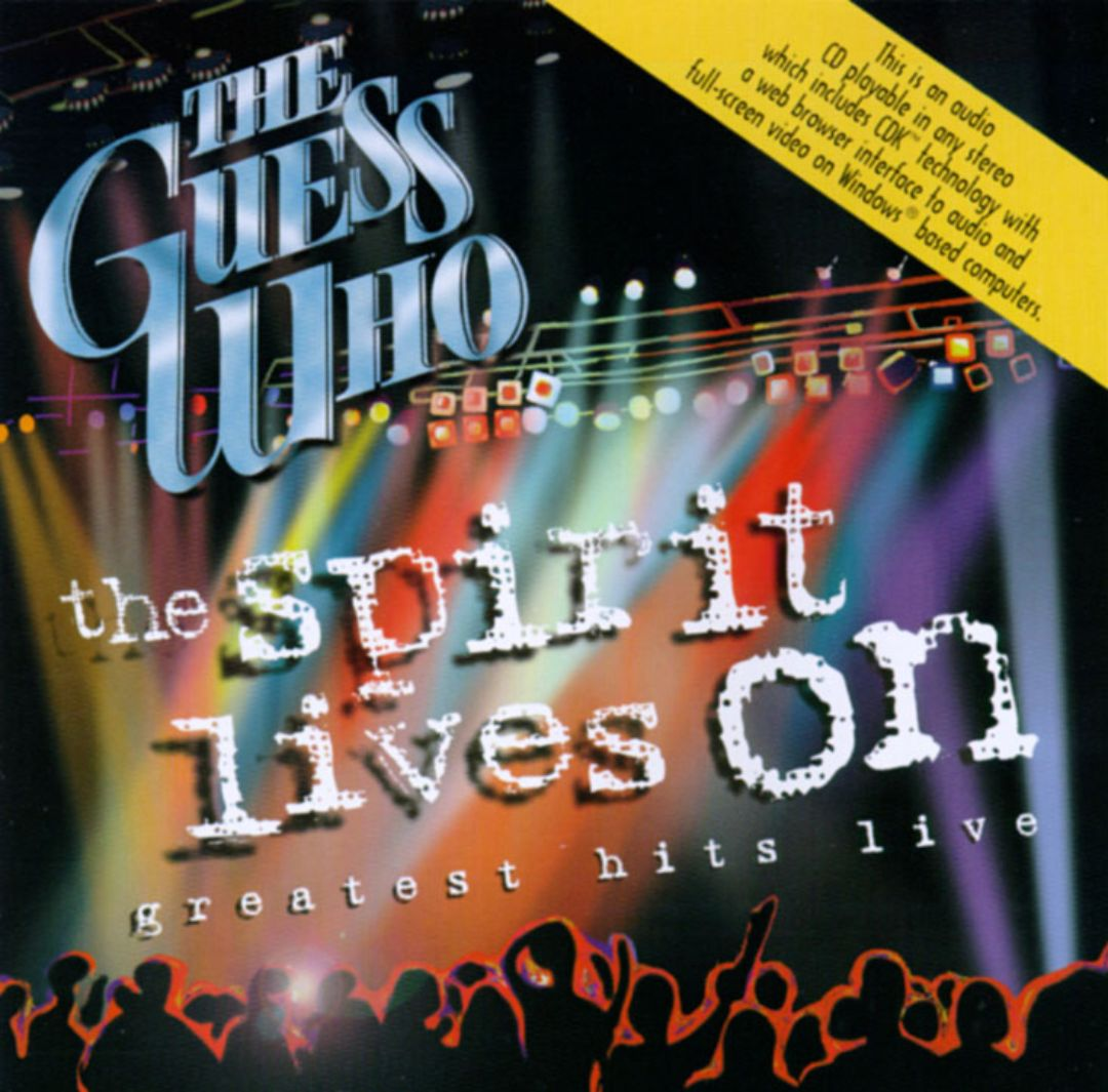 The Spirit Lives On: Greatest Hits Live