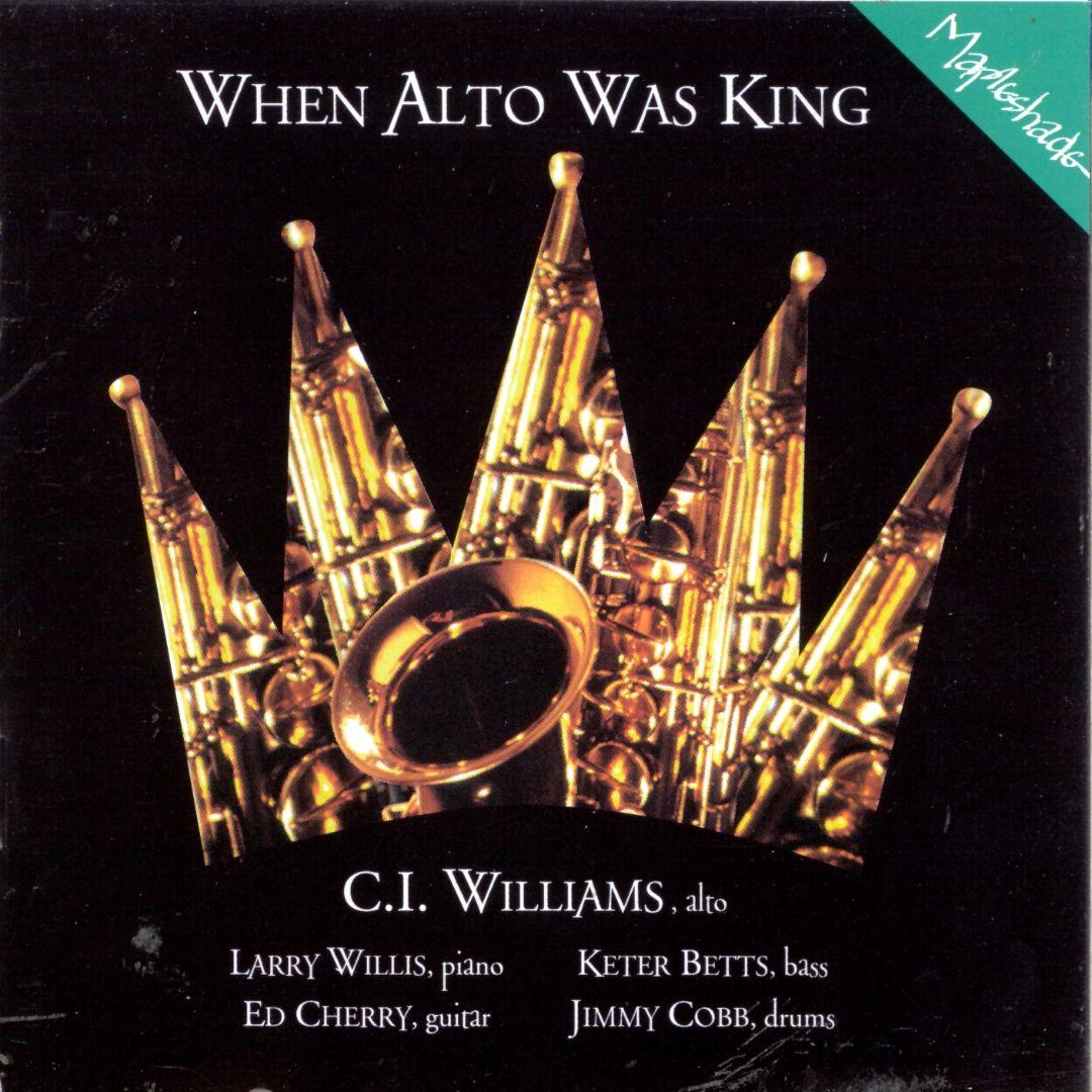 When Alto Was King