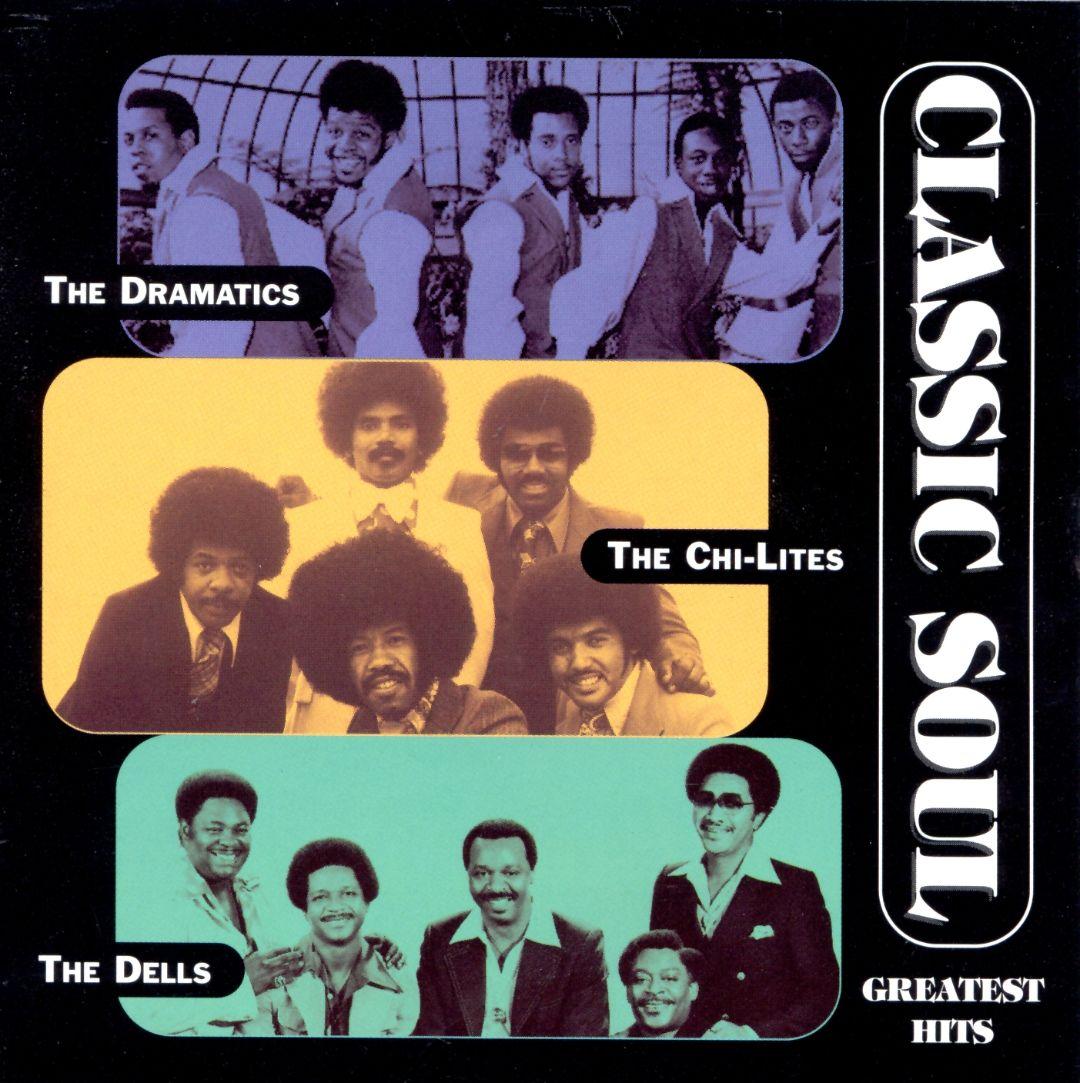 Classic Soul Greatest Hits