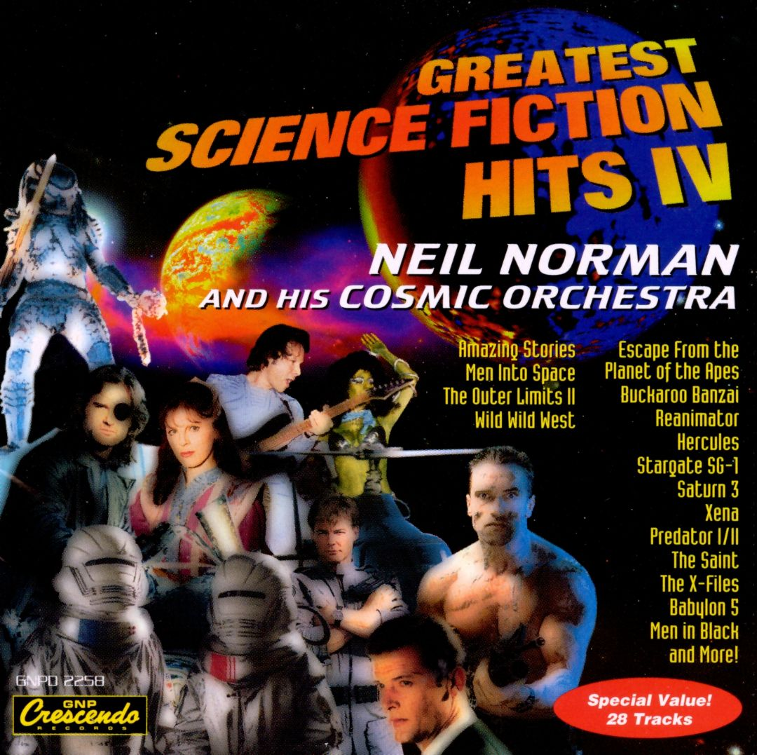 Greatest Science Fiction Hits, Vol. 4