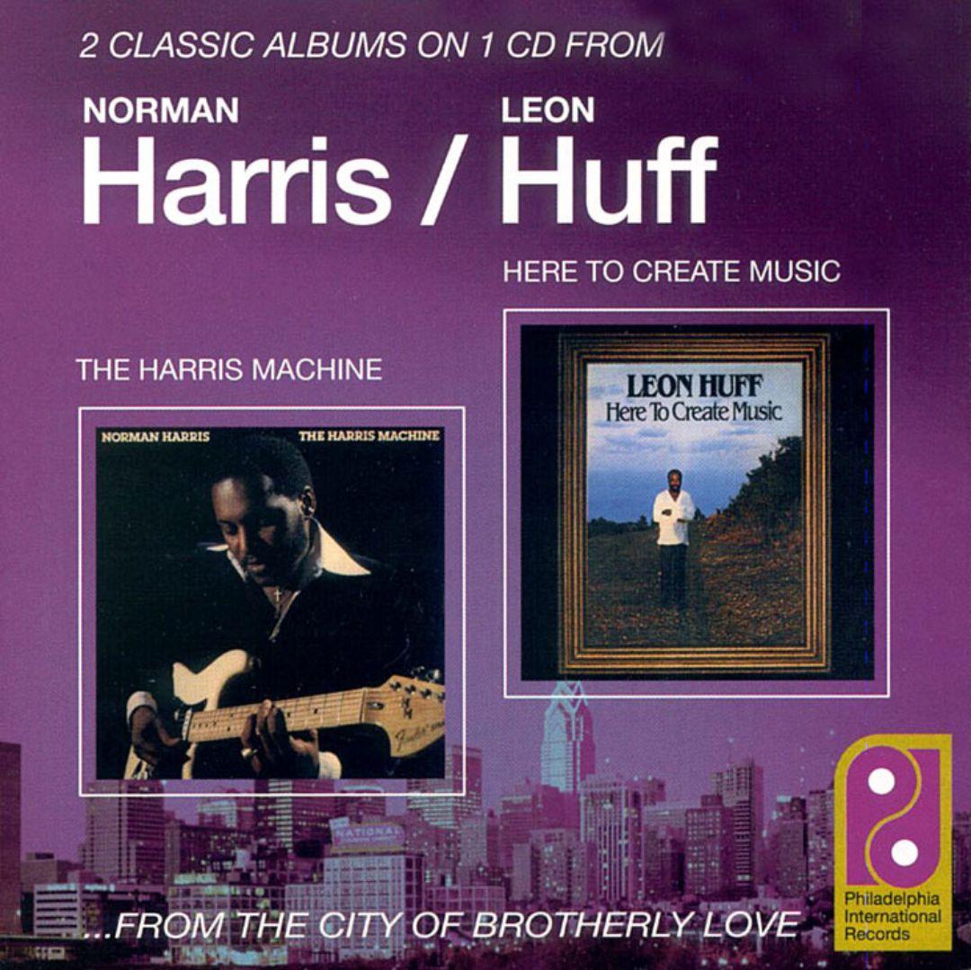 The Harris Machine/Here to Create Music