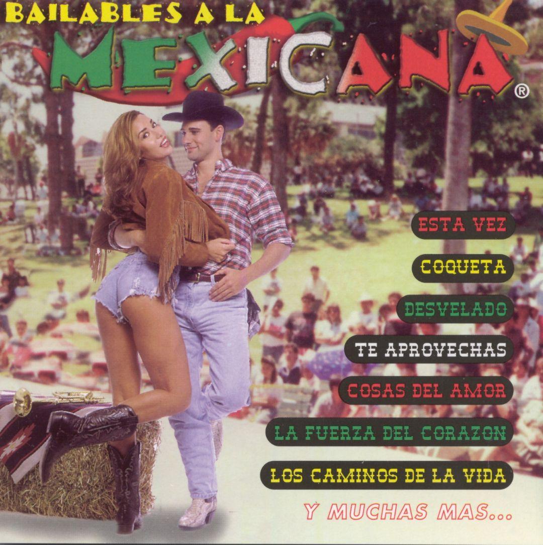 Bailables a la Mexicana