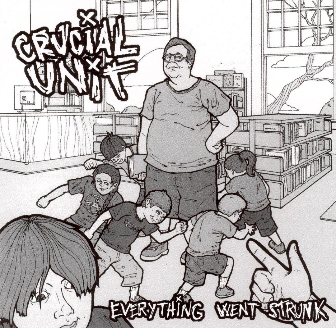 Everything Went Strunk