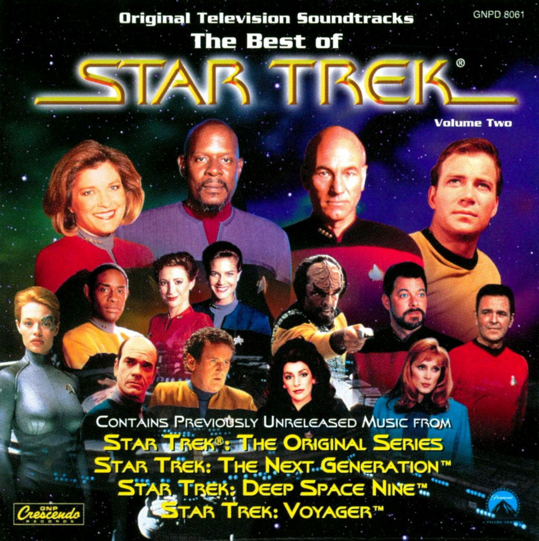 The Best of Star Trek, Vol. 2
