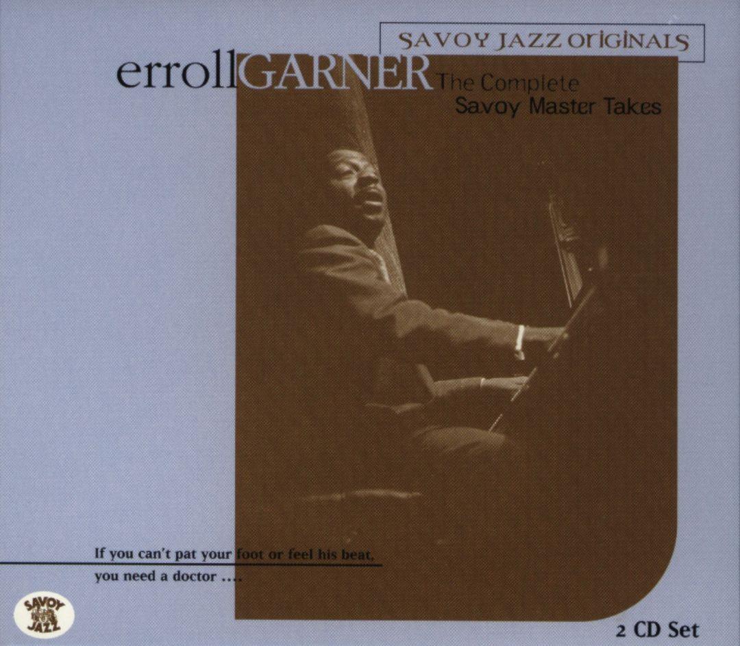 Complete Savoy Master Takes
