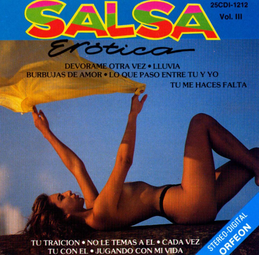 Salsa Erotica, Vol. 3