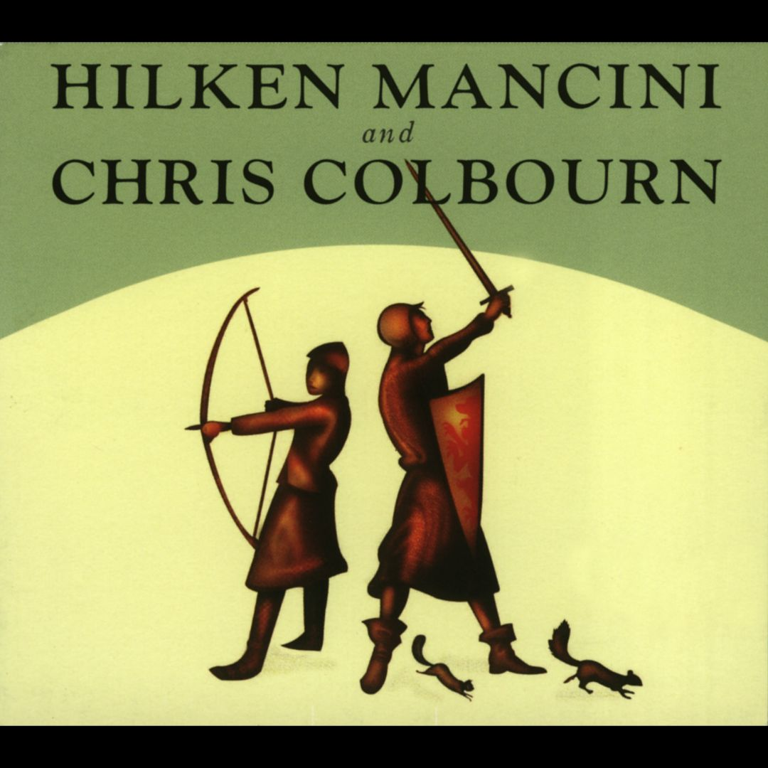Hilken Mancini and Chris Colbourn