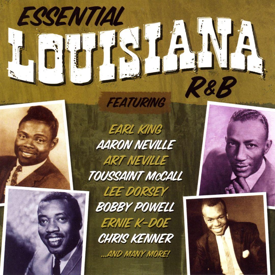 Essential Louisiana Rhythm and Blues