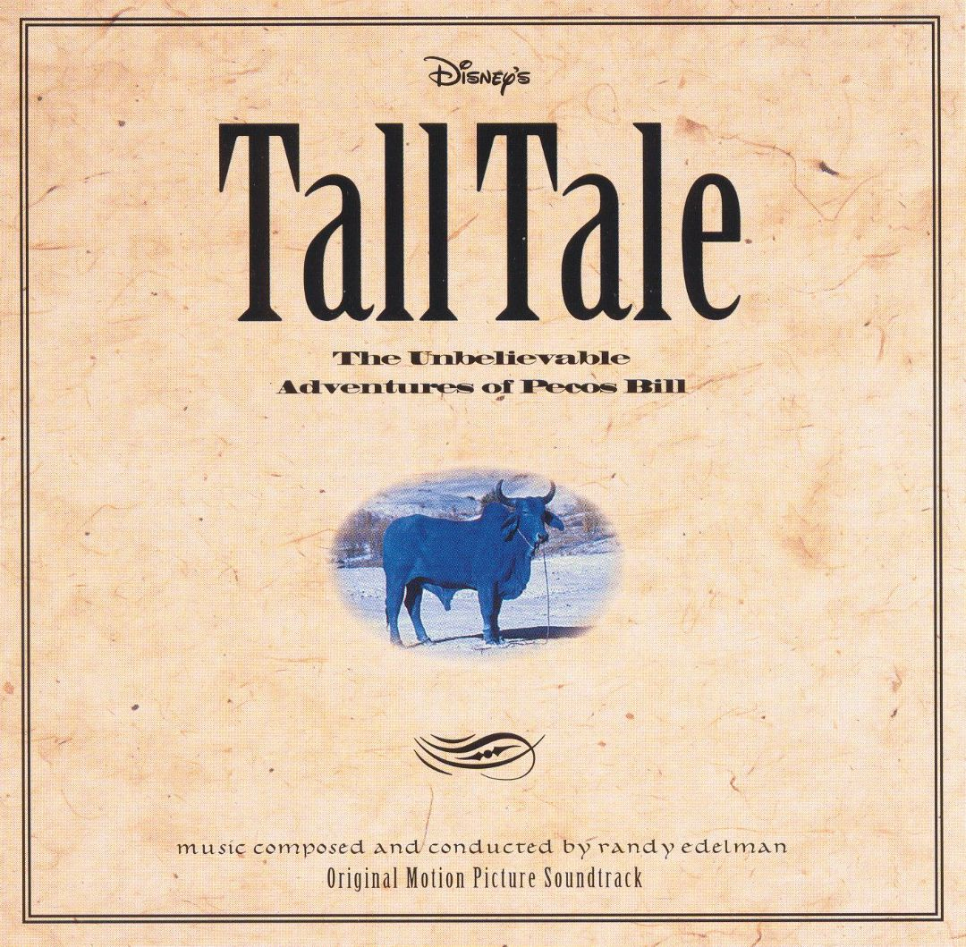 Disney's Tall Tale: The Unbelievable Adventures of Pecos Bill