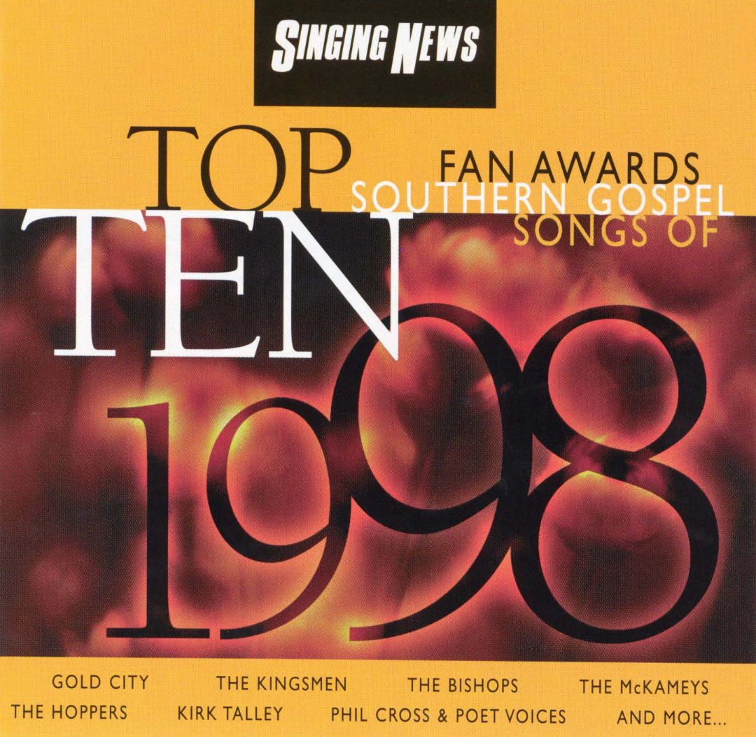 Top 10 Southern Gospel Songs 1998