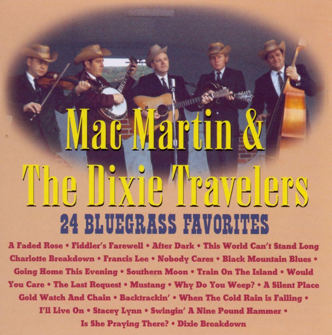 24 Bluegrass Favorites