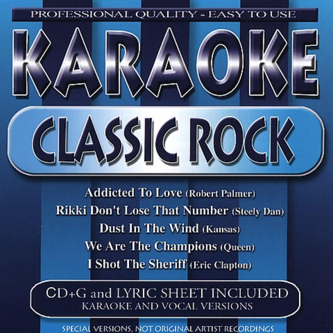 Karaoke: Classic Rock [Bci]