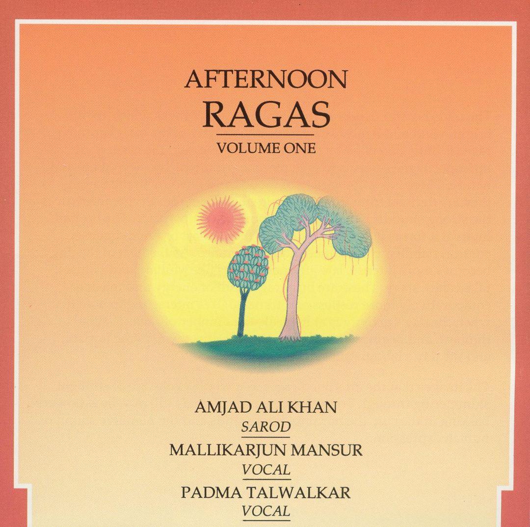 Afternoon Ragas, Vol. 1