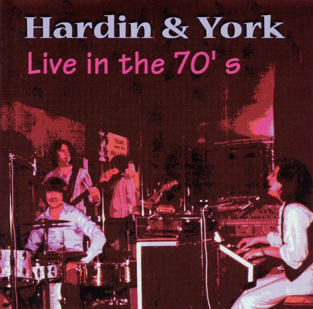 Live in the 70's