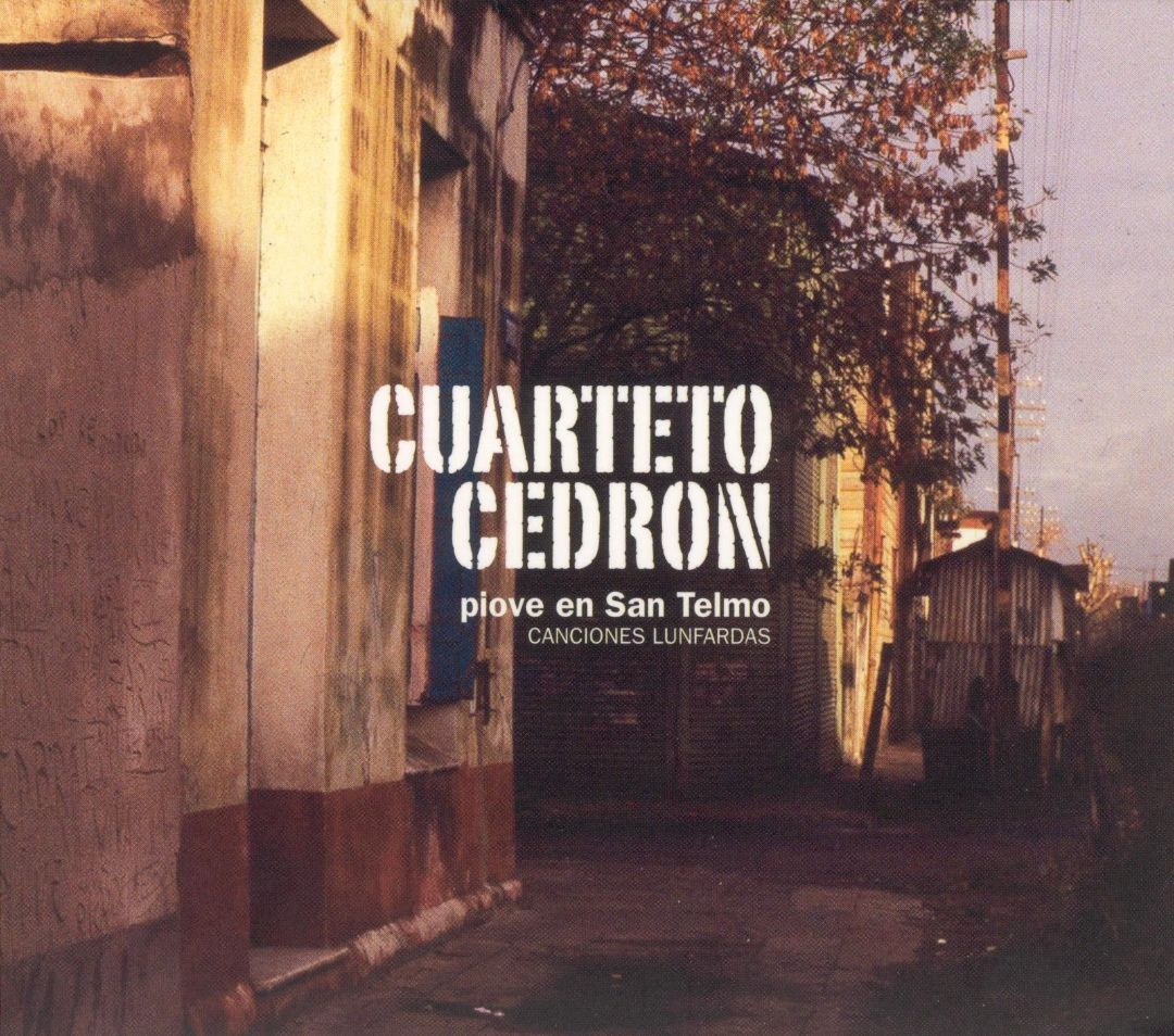 Piove en San Telmo - Lunfardo Songs