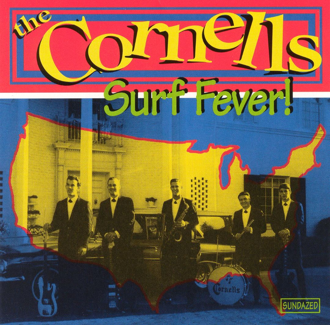 Surf Fever!: The Best of the Cornells