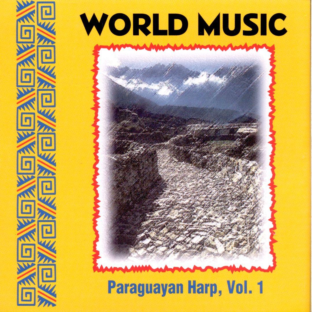 Paraguayan Harp, Vol. 1