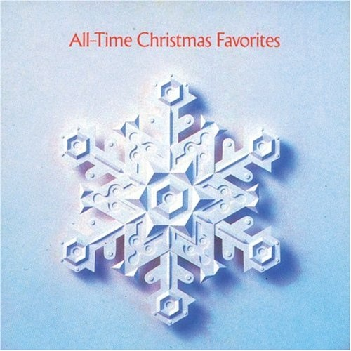 All Time Christmas Favorites [BMG Greeting Card CD]