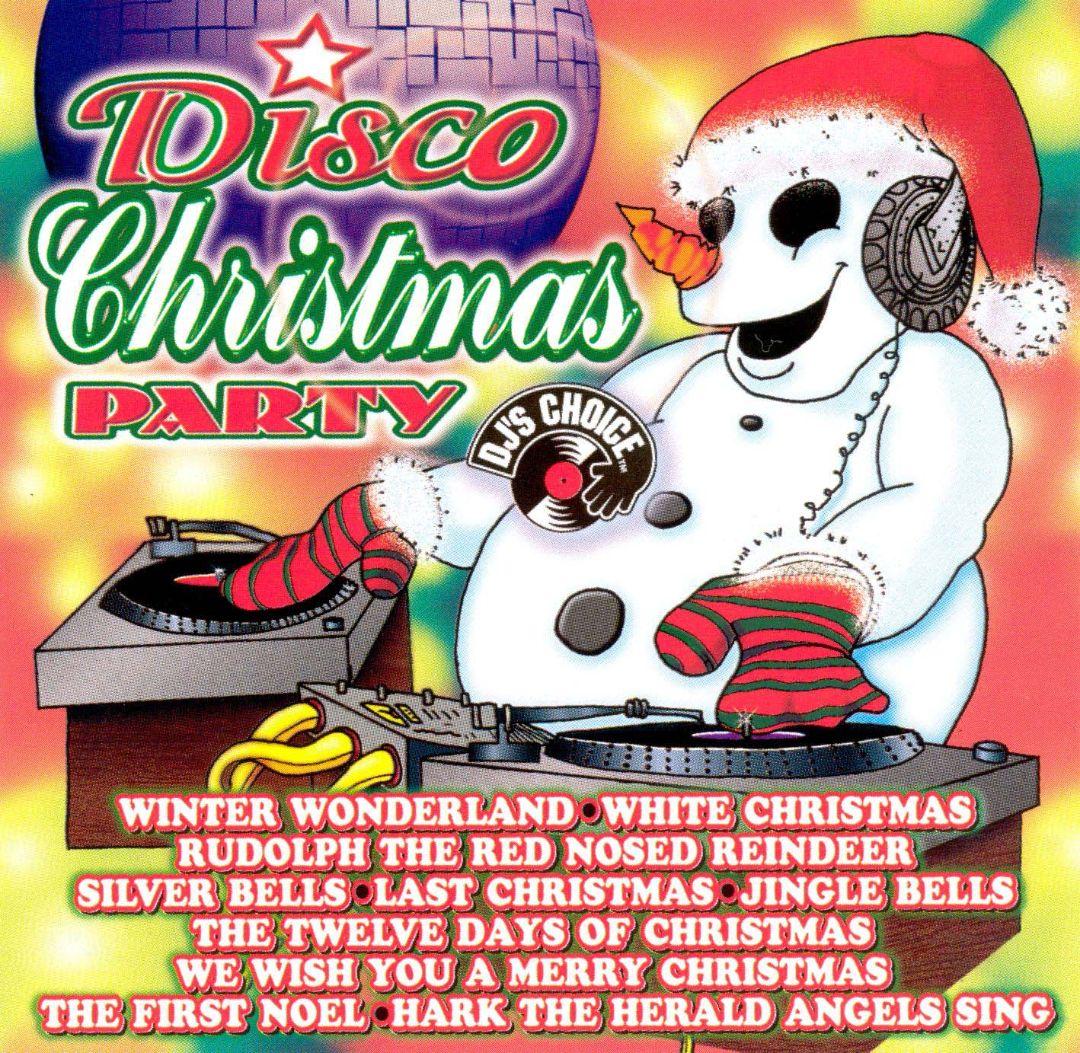 Disco Christmas Party