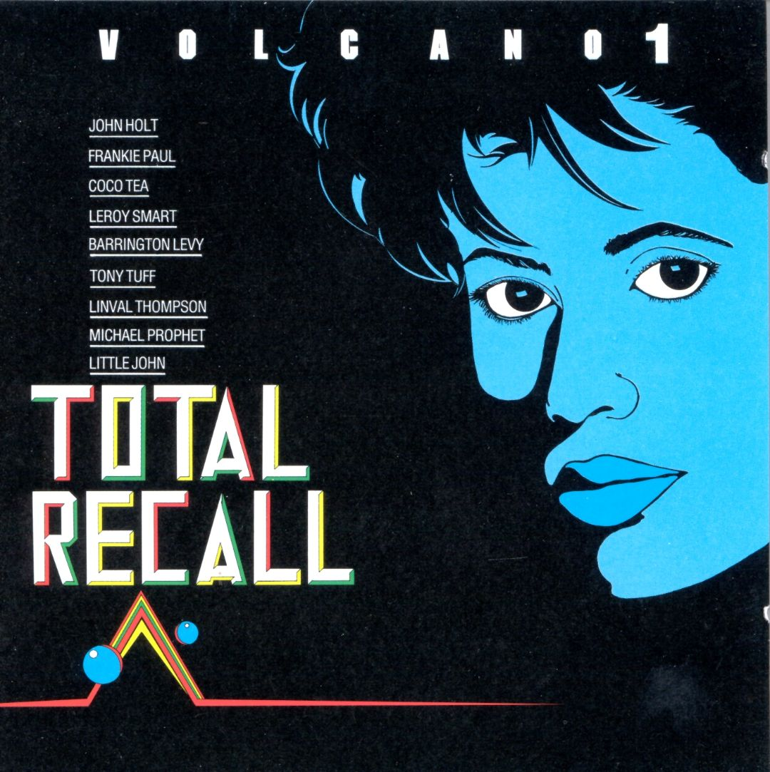 Total Recall, Volcano 1