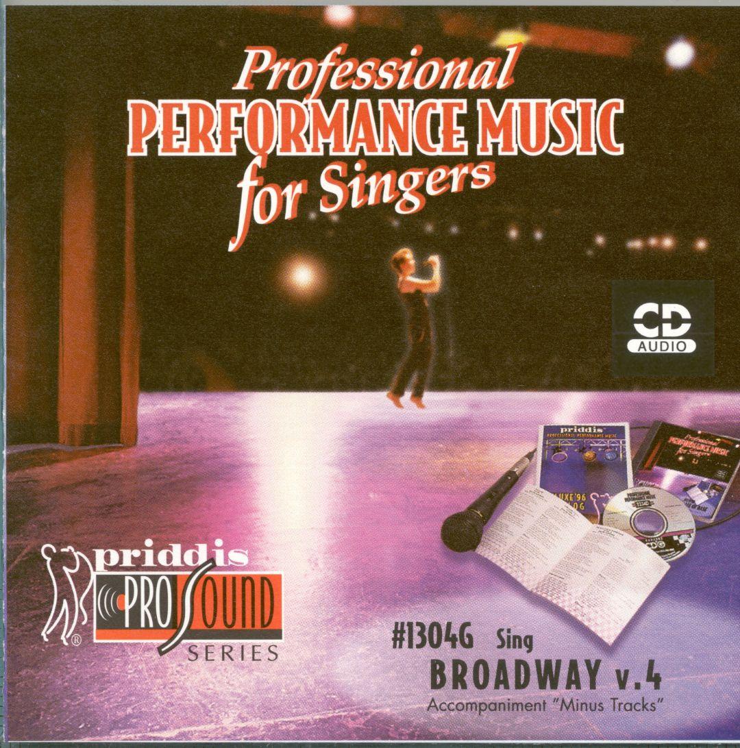 Sing Broadway Vol. 4