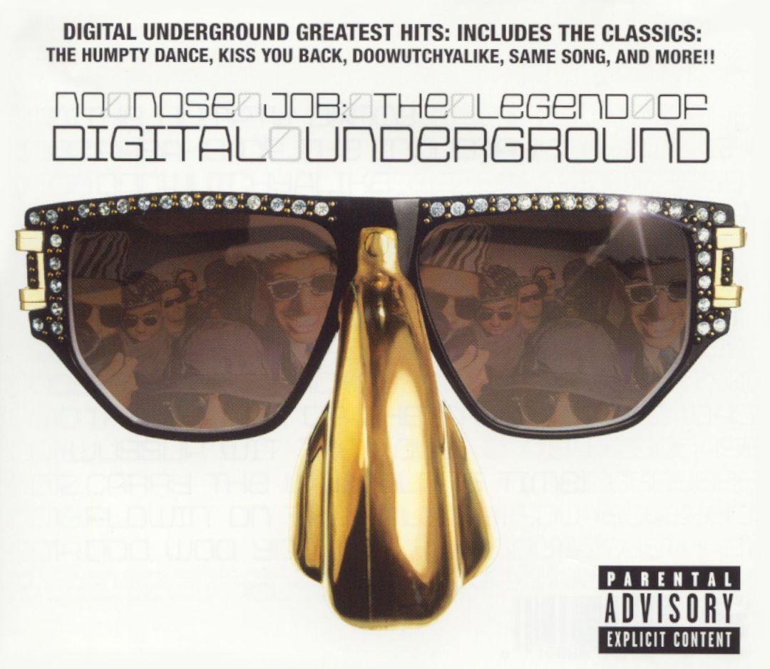 No Nose Job: The Legend of Digital Underground