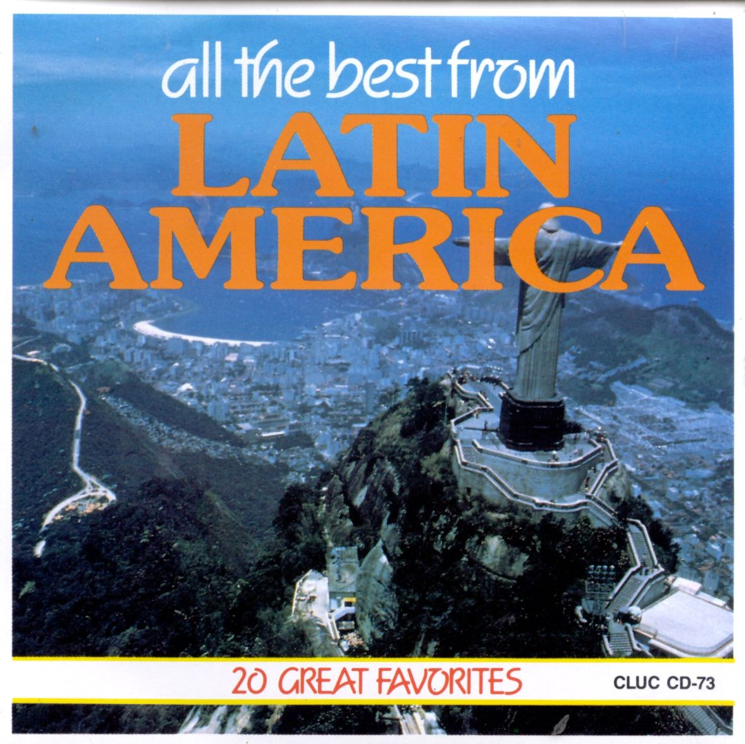 All the Best from Latin America [1 Disc]