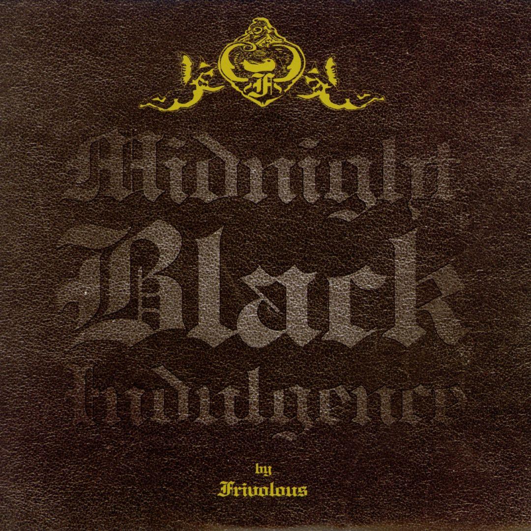 Midnight Black Indulgence