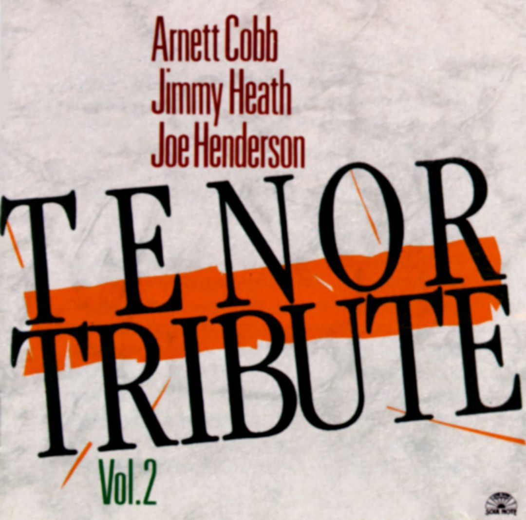 Tenor Tribute, Vol. 2