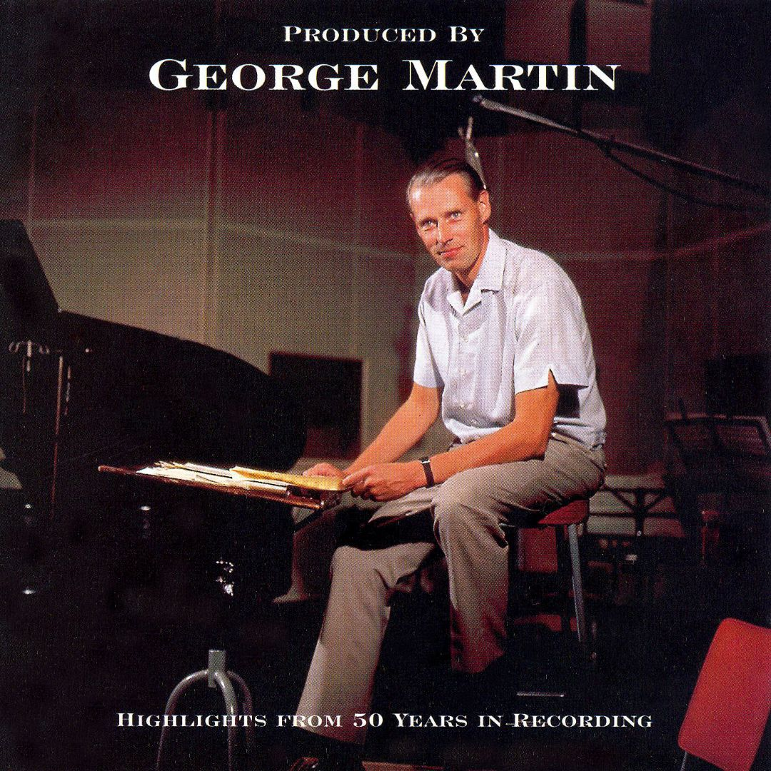 Produced by George Martin: Highlights of 50 Years
