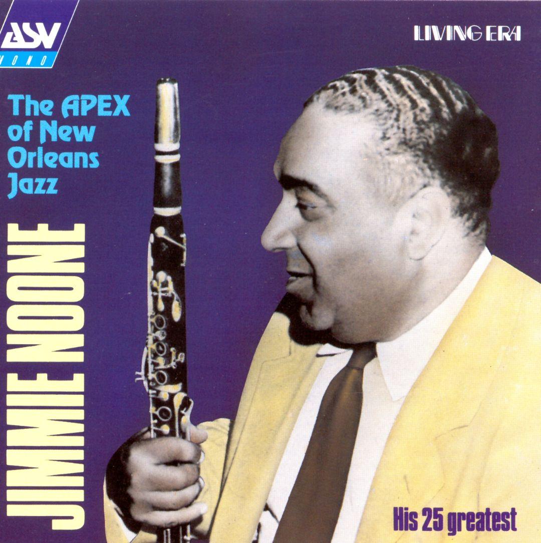 Apex of New Orleans Jazz