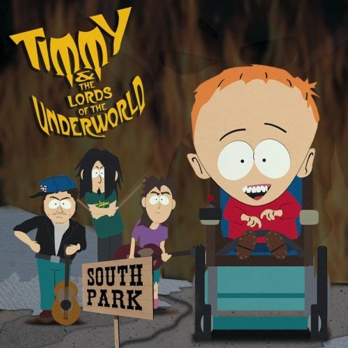 Timmy & the Lords of the Underworld [CD5/Cassette]